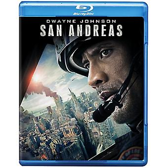 San Andreas [Blu-ray] USA import