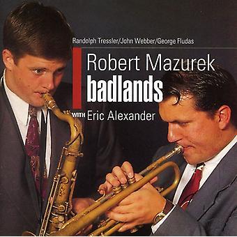 Mazurek/Alexander - Badlands [CD] USA import