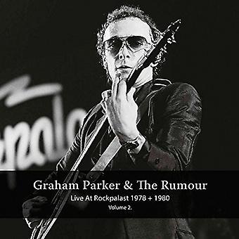 Parker, Graham / Rumour - Live at Rockpalast 1978 & 1980 - Vol 2 [Vinyl] USA import