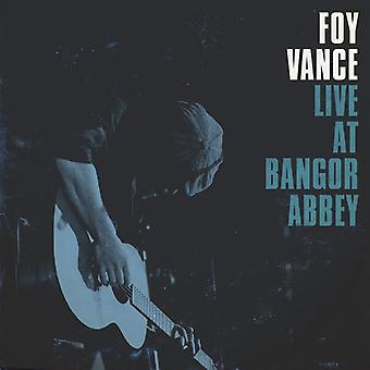 Foy Vance - Live at Bangor Abbey [CD] USA import