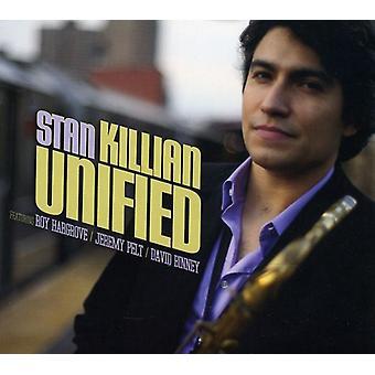 Stan Killian - Unified [CD] USA import