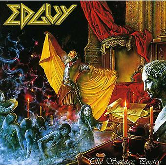 Edguy - Savage Poetry [CD] USA tuonti