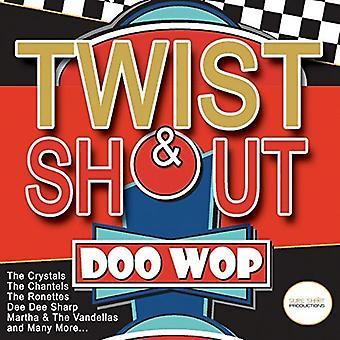Various Artist - Twist & Shout Doo Wop [CD] USA import