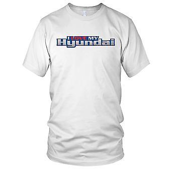 Amo la mia Hyundai Kids T Shirt