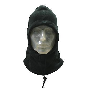 Vinter Fleece hals varmare utomhus Snood cykling Hood