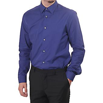 Paul Smith London Tailored Small Spot Print Shirt Sc