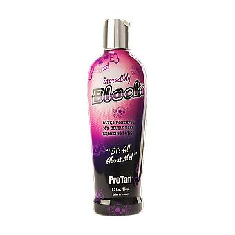 ProTan Incredibly Black Ultra Powerful Bronzing Lotion 250ml