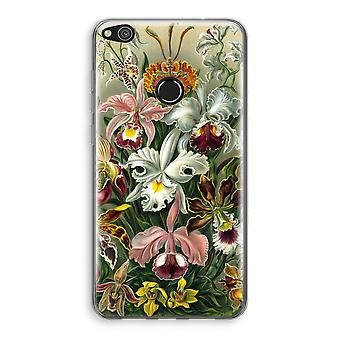 Huawei Ascend P8 Lite (2017) Transparant fall (Soft) - Haeckel Orchidae