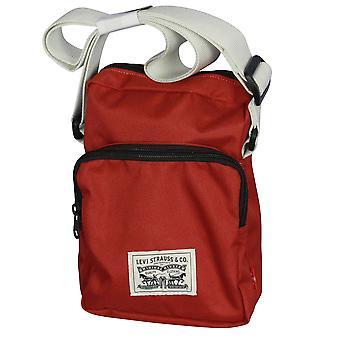 Levi Strauss Body Bag ~ pieni rajat punainen
