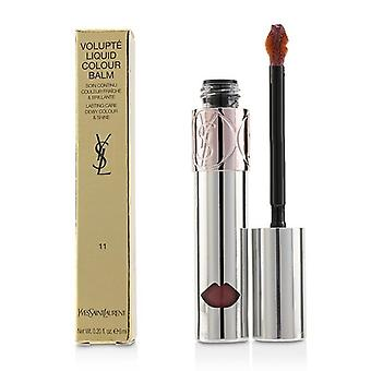 Yves Saint Laurent Volupte Liquid Colour Balm - # 11 Hook Me Berry - 6ml/0.2oz
