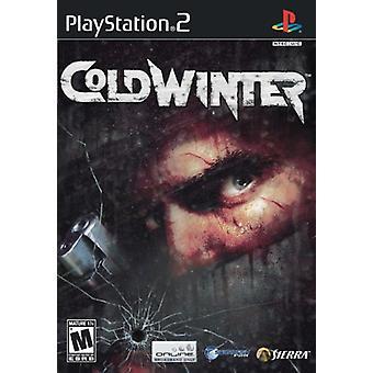 Koude Winter (PS2) - Nieuwe fabriek verzegeld
