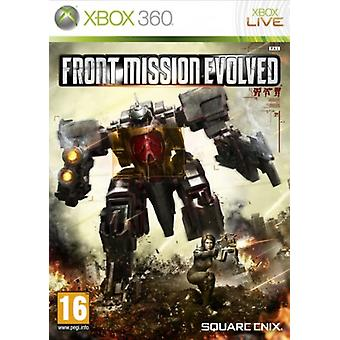 Front Mission Evolved (Xbox 360) - Factory Sealed