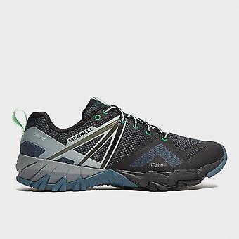 New Merrell Women's Walking Treking Hiking MQM Flex GORE-TEX® Shoes Dark Grey