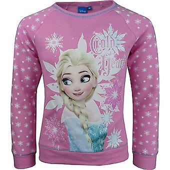 Garotas Disney congelados Elsa & Anna moletom