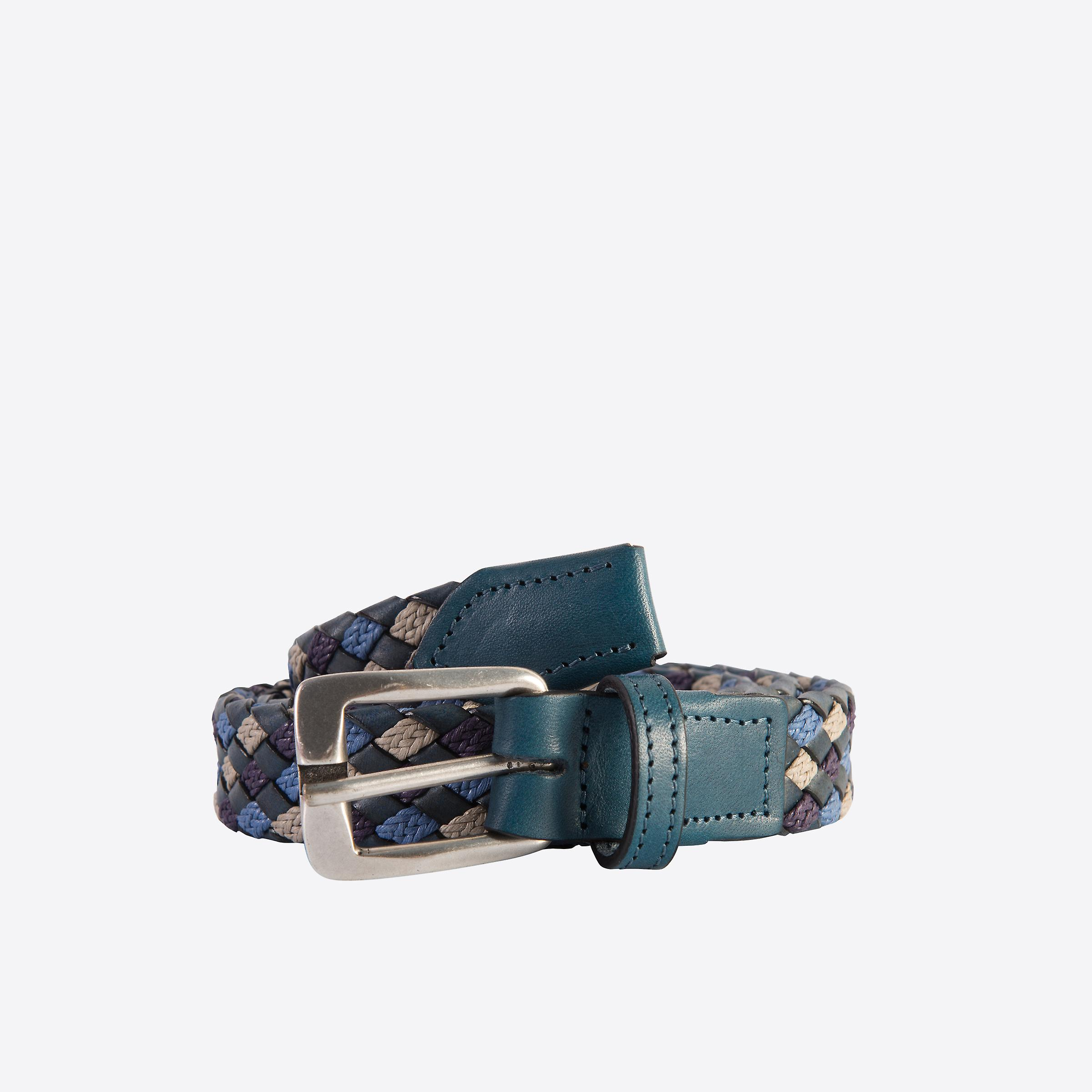 Fabio Giovanni Riposo Belt - High Quality Multi Colour Woven Belt