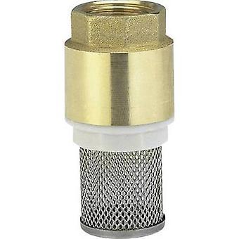 GARDENA 07221-20 Válvula de pie 33,3 mm (G1) Latón