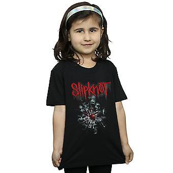 Slipknot девочек разрушенной стекла футболку