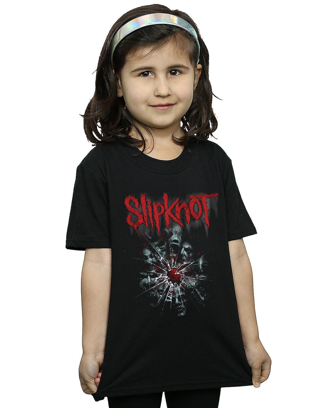 Slipknot Girls Shattered Glass T-Shirt
