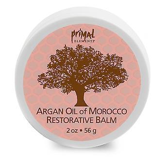 Oerelementen Marokkaanse Argan olie restauratieve balsem 56g