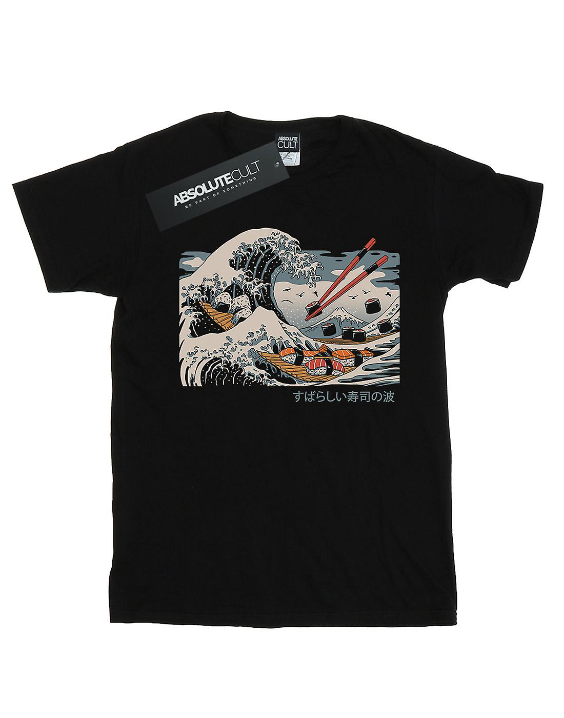 Vincent Trinidad Men's The Great Sushi Wave T-Shirt