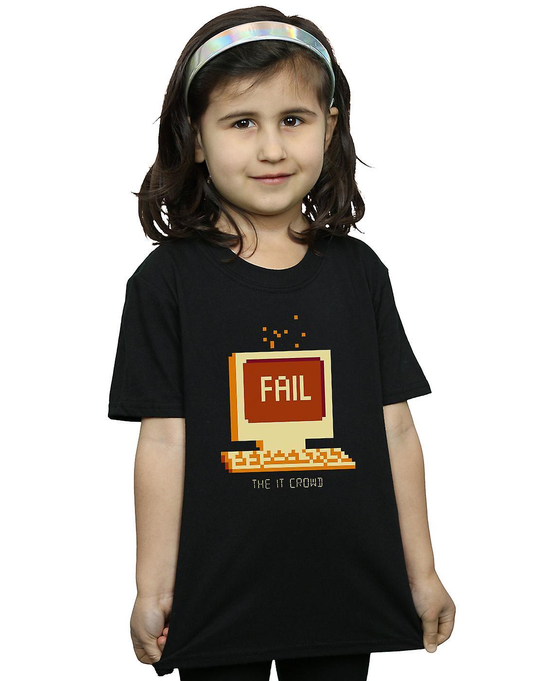 The IT Crowd Girls Fail Screen T-Shirt