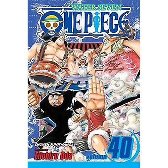 One Piece by Eiichiro Oda - 9781421534565 Book