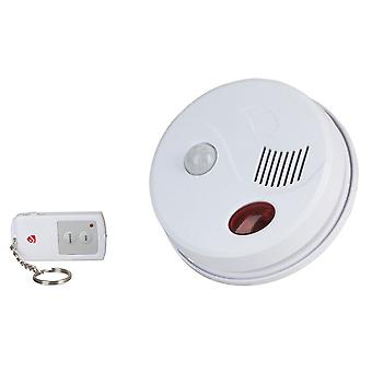 TechBrands Ceiling Mount Alarm w/ Remote Control