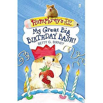 Humphreys kleine Geschichten: meine große Big Birthday Bash!