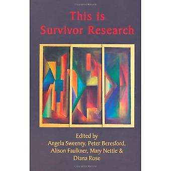 This is Survivor Research