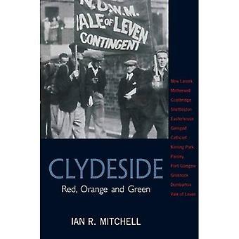 Clydeside: Rood, oranje en groen