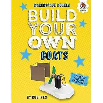 Build Your Own Boats (Makerspace Models)