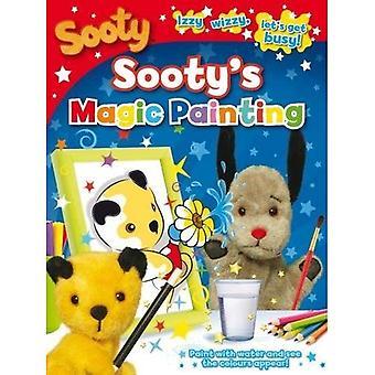 Sotiga 's magiska målning (sotiga aktivitetsböcker)