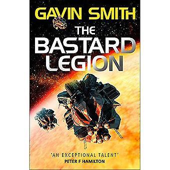 De ba * tard legioen: boek 1 (de ba * tard legioen)
