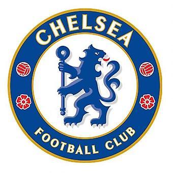 Chelsea stor Crest klistermärke