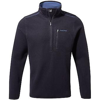 craghoppers Mens Etna Lightweight Zip meia jaqueta isolado
