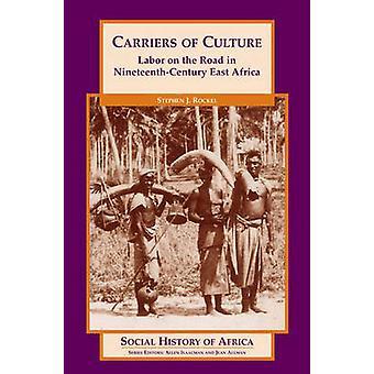Träger des Kultur-Arbeit auf der Straße im zweiten Ostafrika von Rockel & Stephen