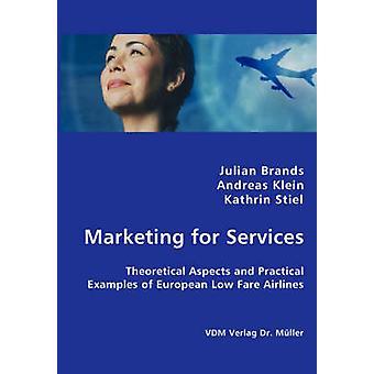 Marketing de servicios por marcas y Julian