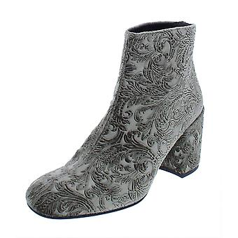 Stuart Weitzman Womens Bacari Leather Round Toe Ankle Fashion Boots