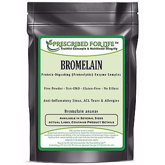 Bromelain-2400 GDU/g extrato de abacaxi pó-proteína-digerindo enzima