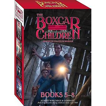 The Boxcar Children Books [No.] 5-8 - Books 5-8 by Gertrude Chandler W