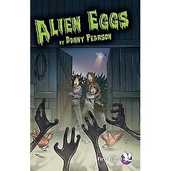 Alien Eggs by Danny Pearson - 9781849264600 Book