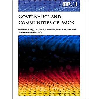Governance and Communities of Pmos by Monique Aubry - 9781935589488 B