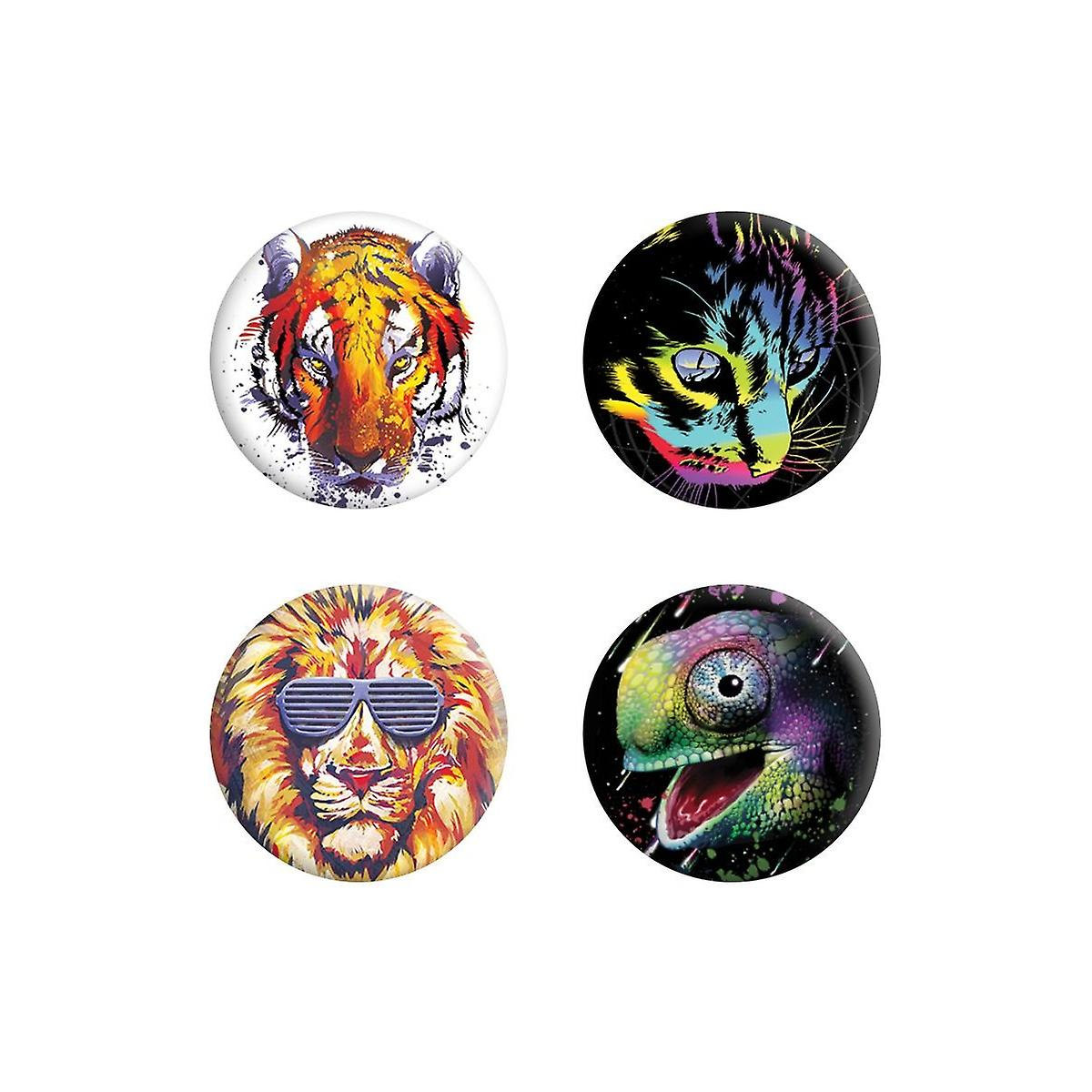 Unorthodox Collective Burning Bright Badge Pack