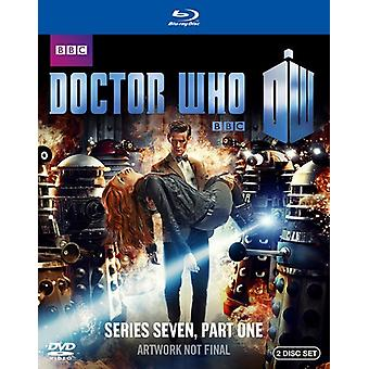 Doctor Who - Doctor Who: Series 7 Pt. 1 [BLU-RAY] USA import
