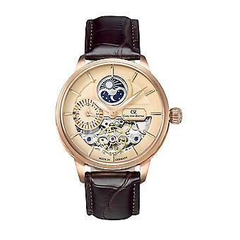 Carl von Zeyten Men's Watch Wristwatch Automatic Nagold CVZ0048RG