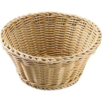 Westmark Saleen 18cm rodada multi purpose basket, natural bege