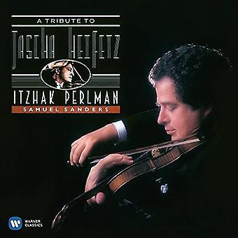 Itzhak Perlman - Tribute to Jascha Heifetz [CD] USA import