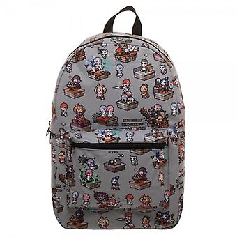 Backpack Crunchy Roll Re Zero All Over Sublimated Licensed bq54gscru