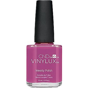 CND vinylux Garden Muse Weekly Nail Polish Summer 2015 Collection - Crushed Rose (188) 15ml