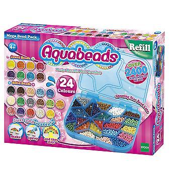 Aquabeads Mega helmi Pack